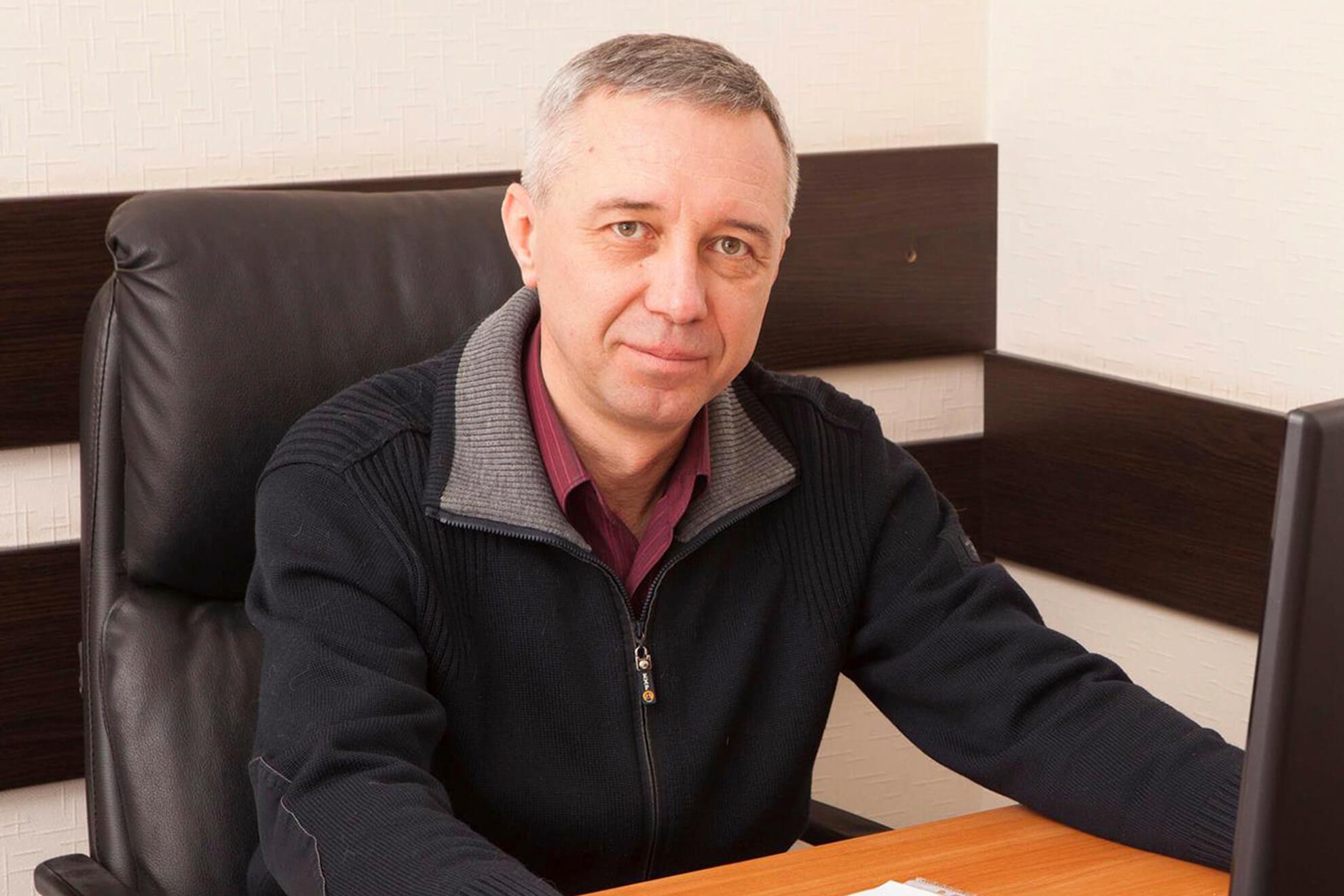Овчарук Сергей Анатольевич