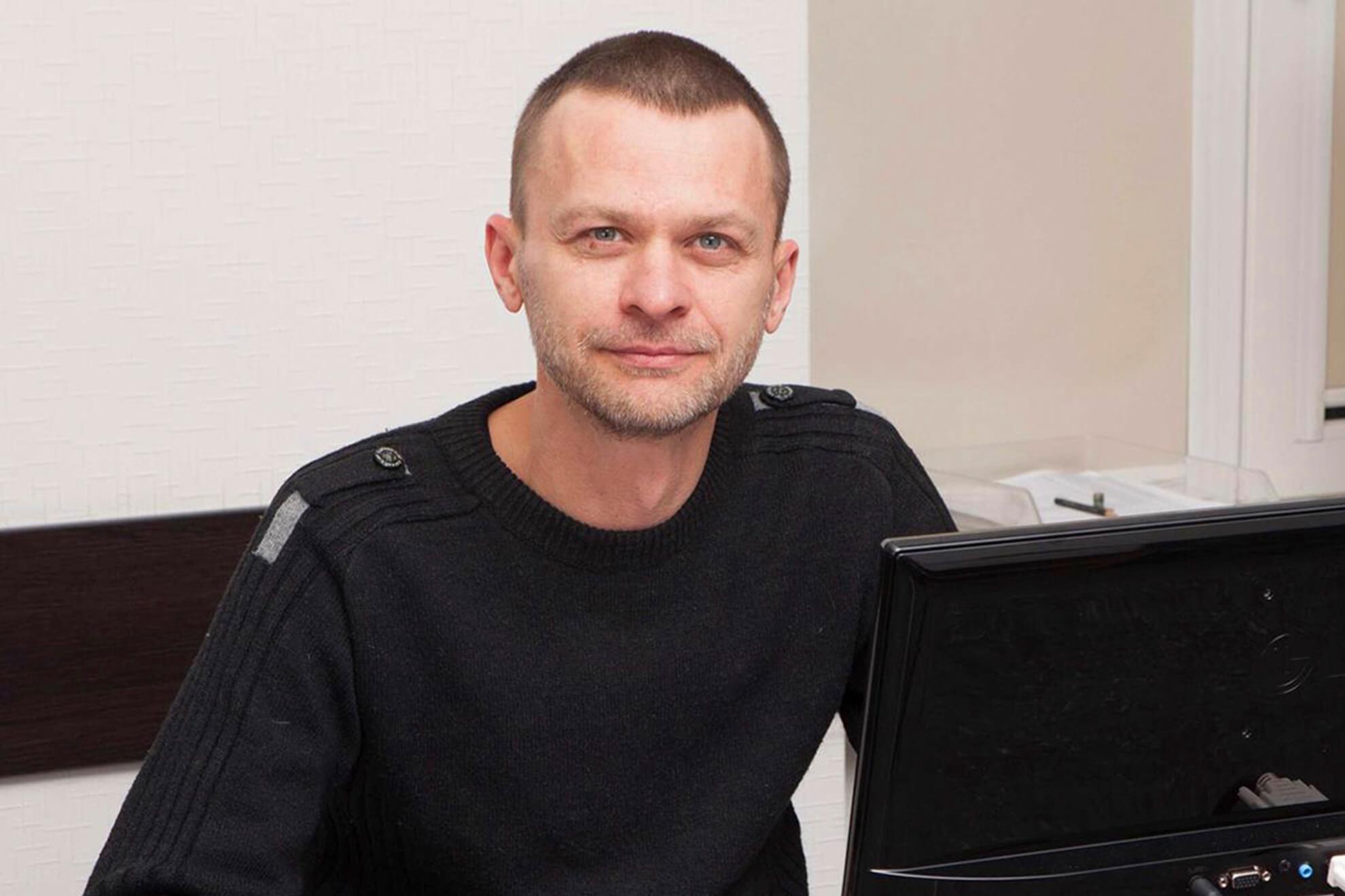 Кондращенко Евгений Викторович