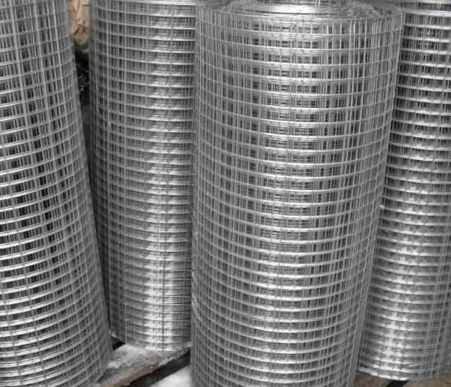 Рулонная сетка из стальной проволоки ВР 1 – виды и преимущества