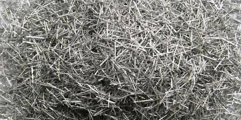 Який сталевий дріт використовується при виробництві армуючої фібри