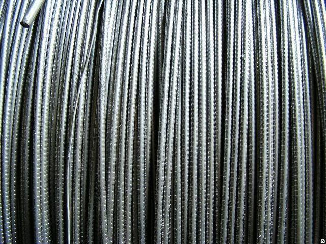 ВР-1 — стальная проволока с периодическим профилем: что это означает