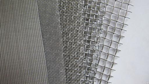 Сетки из стальной проволоки