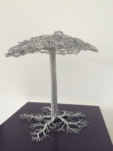 Стальное дерево Клайва Меддисона