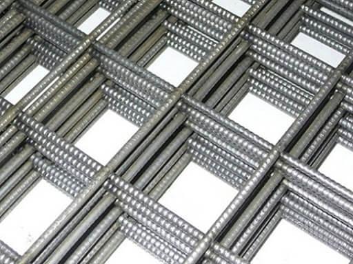 Cварная кладочная сетка из стальной проволоки класса ВР-1
