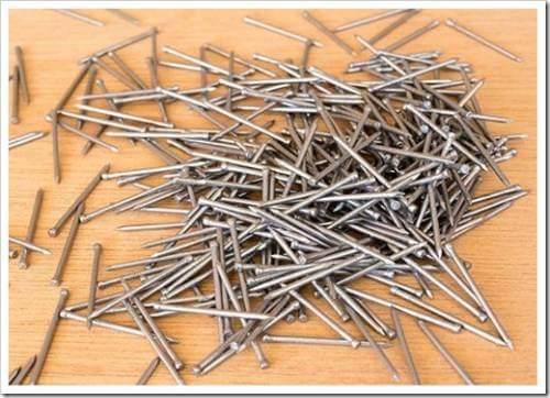 Какие крепежи делают из стальной проволоки и что такое дюкерт-гвозди