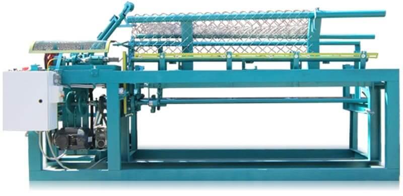 Оборудование для производства сетки-рабицы из стальной проволоки