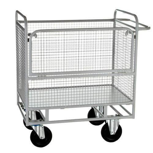Проволочная корзина для товаров